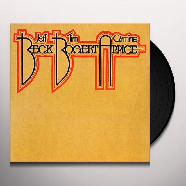 Jeff Beck BECK & BOGERT & APPICE Vinyl Record - Gatefold Sleeve, Limited Edition, 180 Gram Pressing
