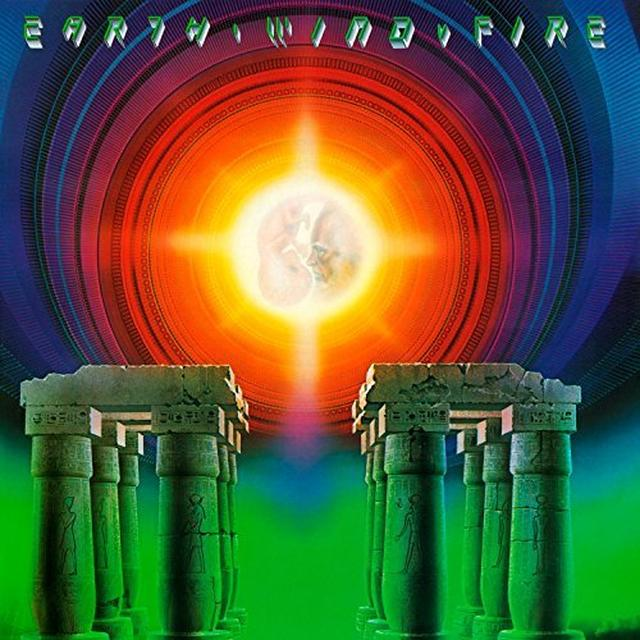 Earth Wind Amp Fire I Am Vinyl Record