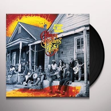 The Allman Brothers Band  SHADES OF TWO WORLDS Vinyl Record - Gatefold Sleeve, Limited Edition, 180 Gram Pressing