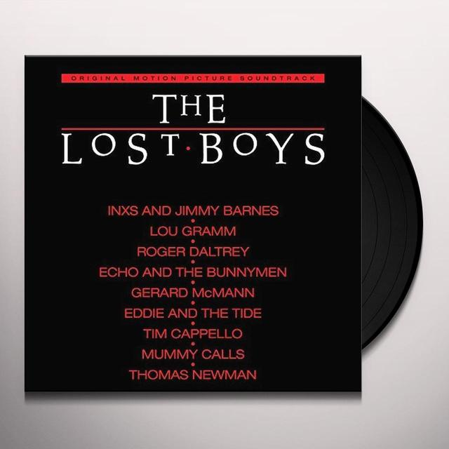 LOST BOYS / O.S.T. (LTD) (OGV) LOST BOYS / O.S.T. Vinyl Record - Limited Edition, 180 Gram Pressing