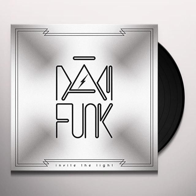 Dâm-Funk INVITE THE LIGHT Vinyl Record - Digital Download Included