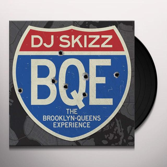 DJ Skizz BQE: BROOKLYN QUEENS EXPERIENCE Vinyl Record - Picture Disc