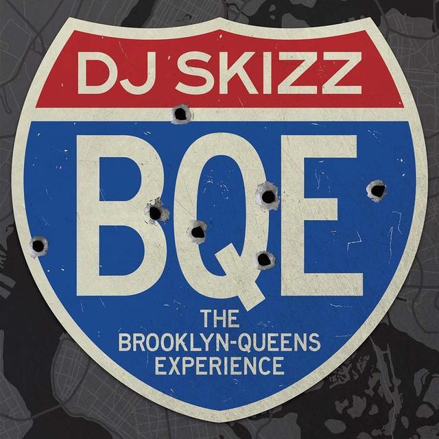 DJ Skizz BQE: BROOKLYN QUEENS EXPERIENCE Vinyl Record