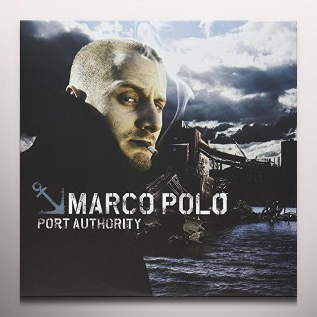 Marco Polo PORT AUTHORITY: REMASTERED REISSUE Vinyl Record - Colored Vinyl, Remastered