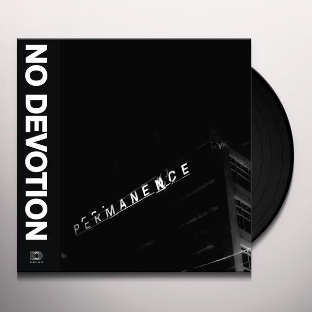 No Devotion PERMANENCE Vinyl Record