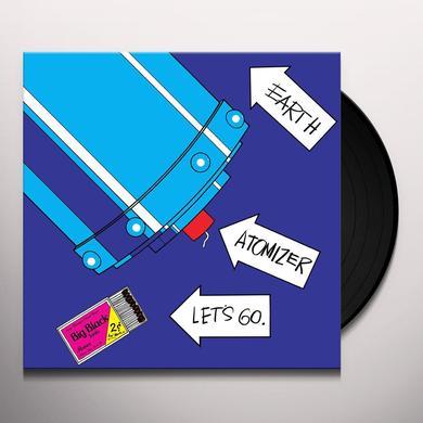 Big Black ATOMIZER Vinyl Record - Digital Download Included