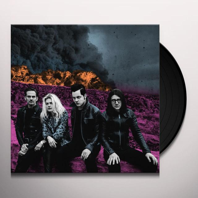 The Dead Weather DODGE & BURN Vinyl Record