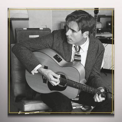 Jim Adkins I WILL GO / GIVE ME A SWEETHEART Vinyl Record - Colored Vinyl, Orange Vinyl