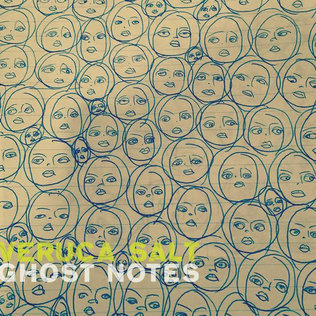 Veruca Salt GHOST NOTES Vinyl Record