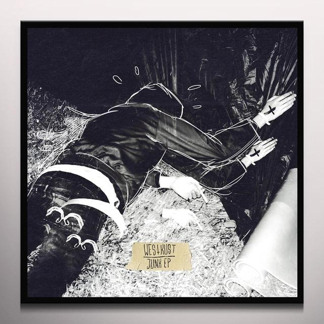 Westkust JUNK Vinyl Record - Colored Vinyl