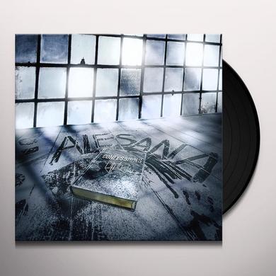 Alesana CONFESSIONS Vinyl Record