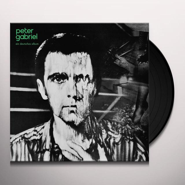 PETER GABRIEL 3 Vinyl Record - Remastered
