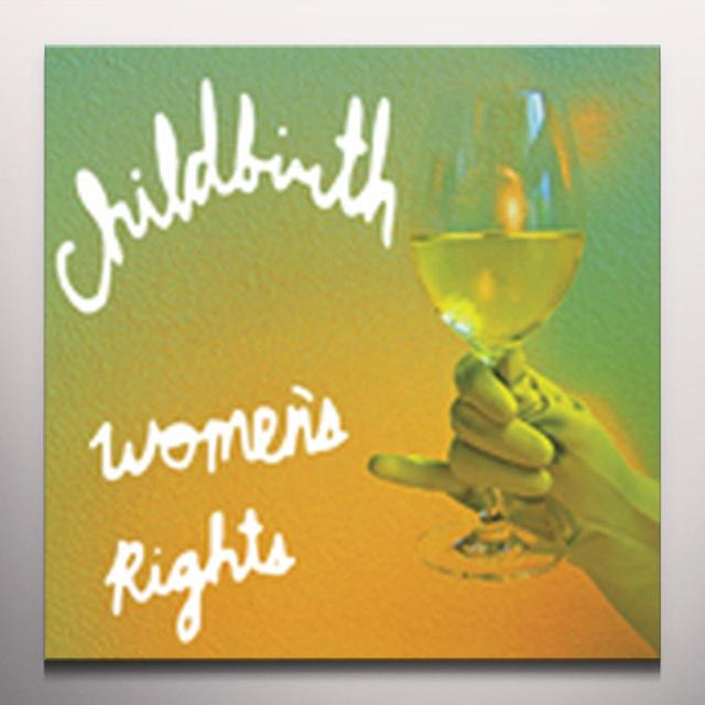 CHILDBIRTH WOMEN'S RIGHTS Vinyl Record - Colored Vinyl, Digital Download Included