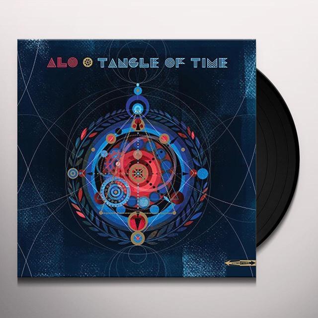 Alo TANGLE OF TIME   (DLI) Vinyl Record - Gatefold Sleeve, 180 Gram Pressing