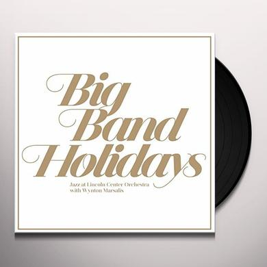 Jazz at Lincoln Center Orchestra with Wynton Marsalis BIG BAND HOLIDAYS Vinyl Record