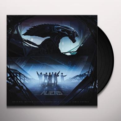 James Horner ALIENS (SCORE) / O.S.T. (BONUS TRACKS) Vinyl Record - 180 Gram Pressing
