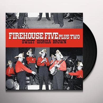 Firehouse Five Plus Two SWEET GEORGIA BROWN Vinyl Record