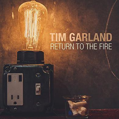 Tim Garland RETURN TO THE FIRE Vinyl Record