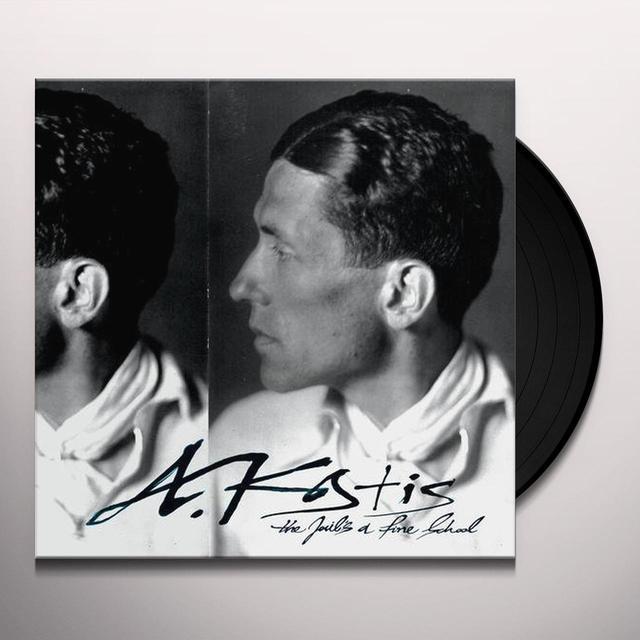 A. Kostis JAIL'S A FINE SCHOOL Vinyl Record