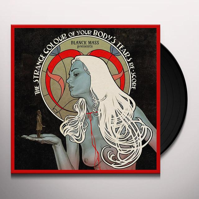 BLANCK MASS (BLK) STRANGE COLOUR OF YOUR BODY'S TEARS / O.S.T. Vinyl Record - Black Vinyl