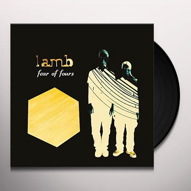 Lamb FEAR OF FOURS Vinyl Record - Holland Import