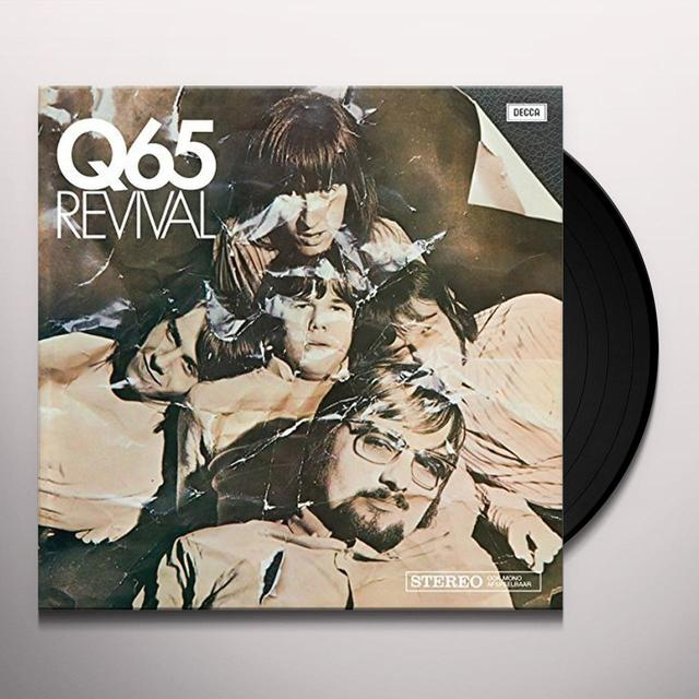 Q65 REVIVAL Vinyl Record
