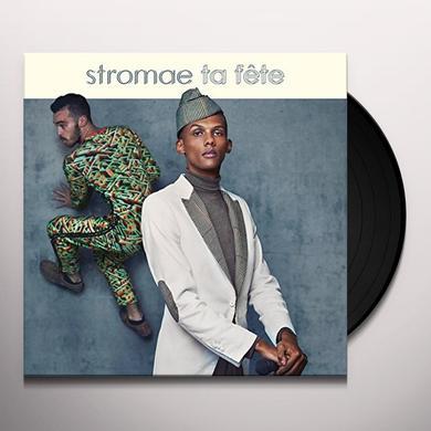 Stromae TA FETE Vinyl Record