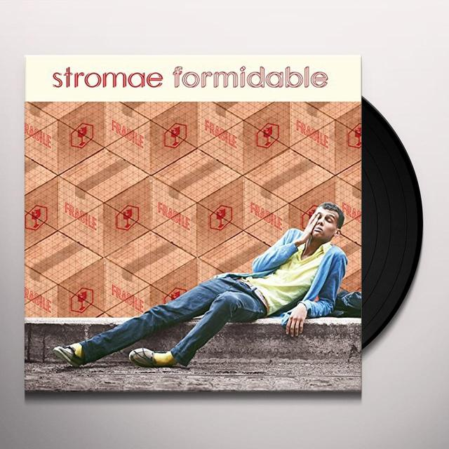 Stromae FORMIDABLE Vinyl Record