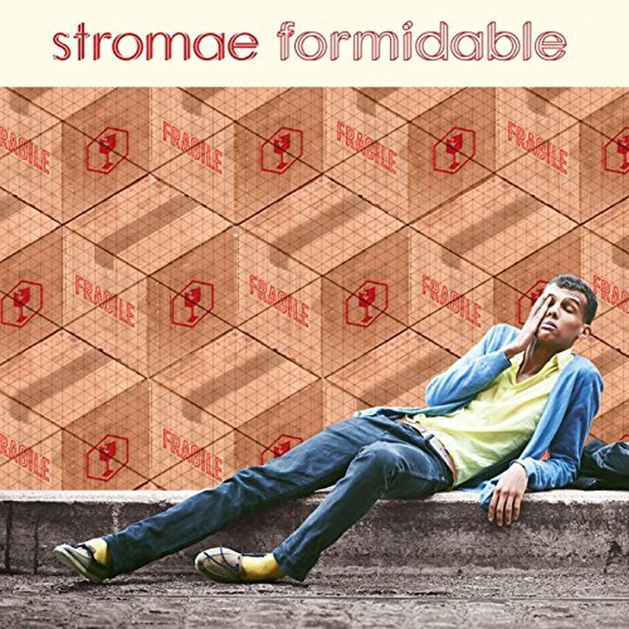 stromae formidable vinyl record