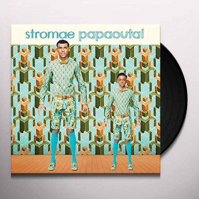 Stromae PAPAOUTAI Vinyl Record
