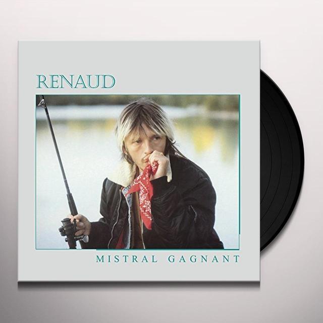 Renaud MISTRAL GAGNANT (FRA) Vinyl Record