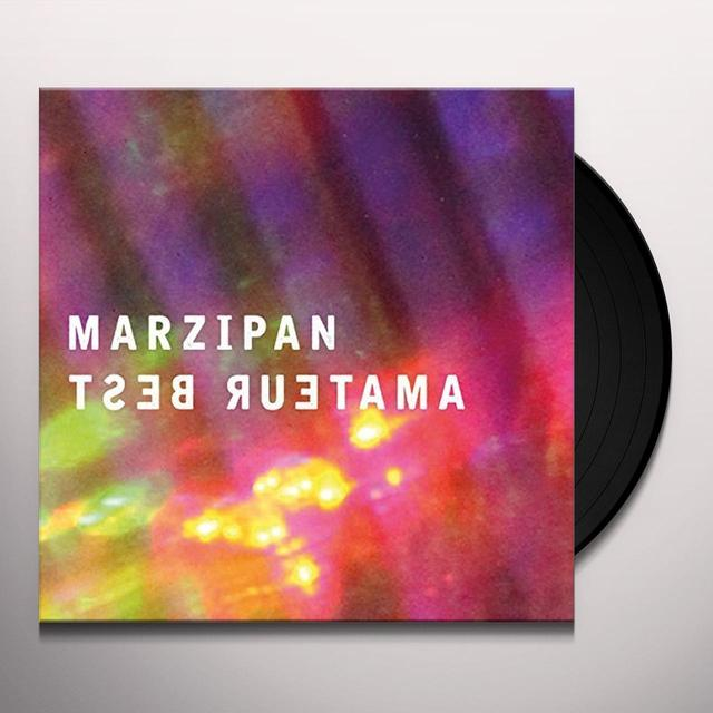 Amateur Best MARZIPAN EP Vinyl Record - UK Import