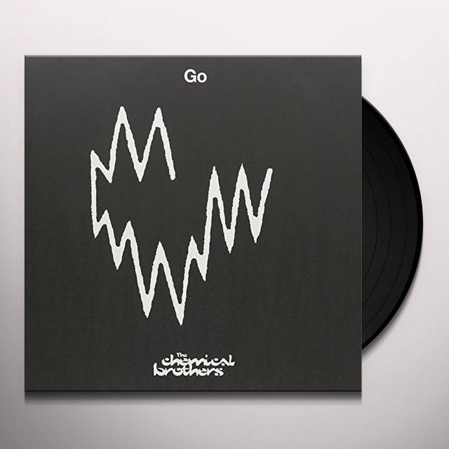 The Chemical Brothers GO Vinyl Record - UK Import