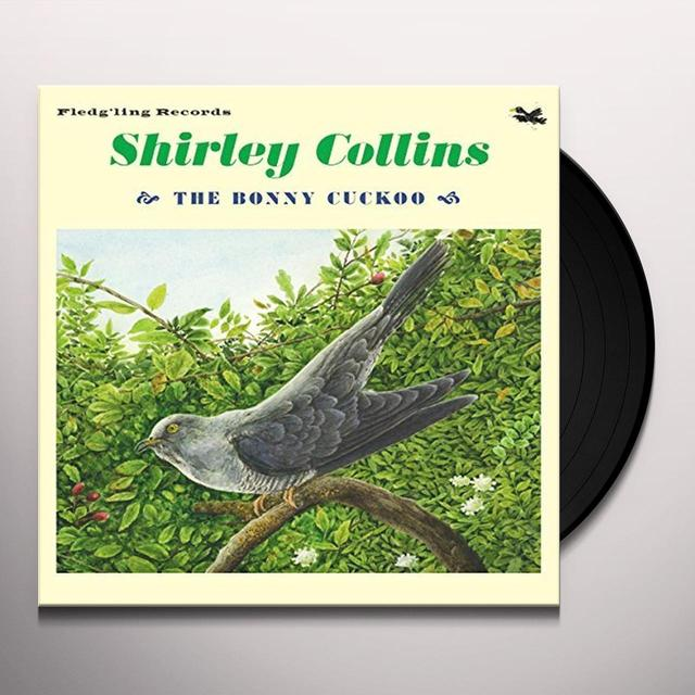 Shirley Collins BONNY CUCKOO Vinyl Record - UK Import