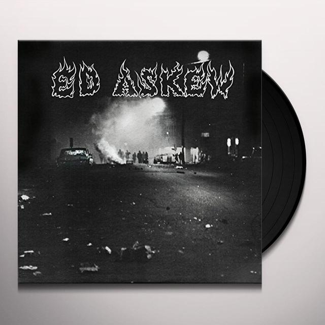 Ed Askew ASK THE UNICORN Vinyl Record - UK Release