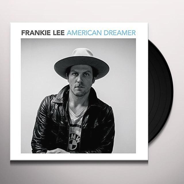 Frankie Lee AMERICAN DREAMER Vinyl Record - UK Import