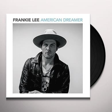 Frankie Lee AMERICAN DREAMER Vinyl Record - UK Release