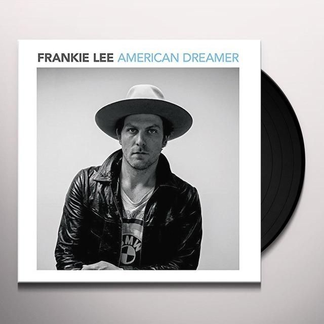 Frankie Lee AMERICAN DREAMER Vinyl Record - UK Import
