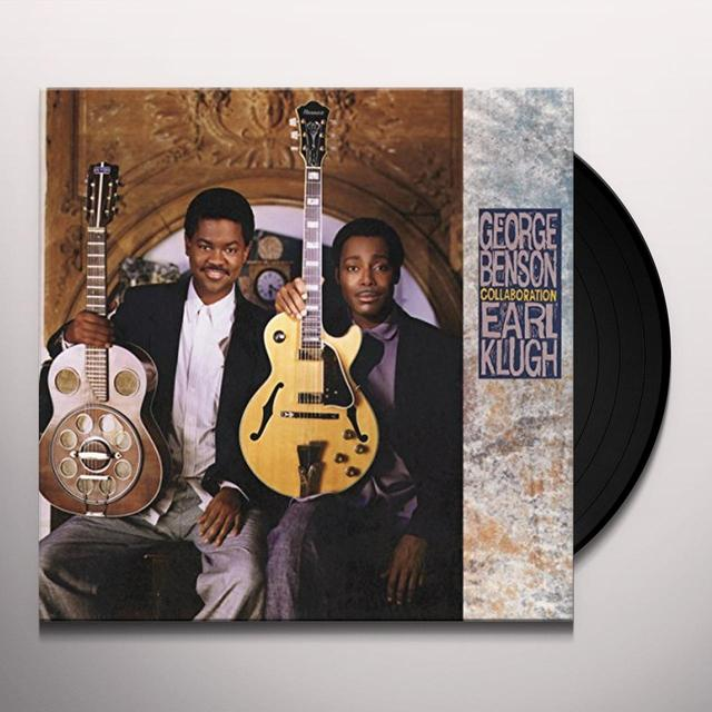 George Benson / Earl Klugh COLLABORATION Vinyl Record - 180 Gram Pressing, Holland Import