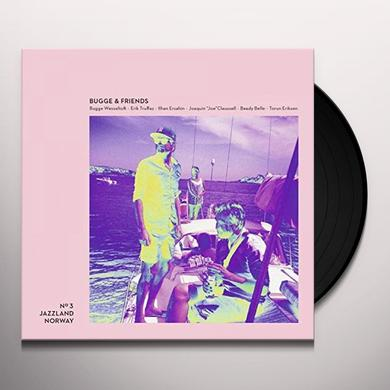 Bugge Wesseltoft BUGGE & FRIENDS (180G VINYL) Vinyl Record - UK Import