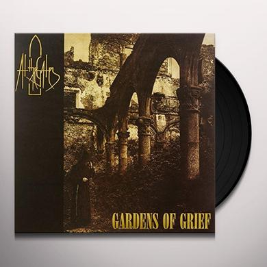 At The Gates GARDENS OF GRIEF Vinyl Record - UK Import