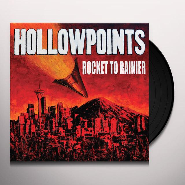 HOLLOWPOINTS ROCKET TO RAINIER Vinyl Record - UK Release