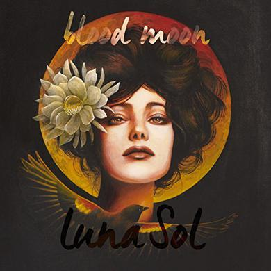 Luna Sol BLOOD MOON Vinyl Record