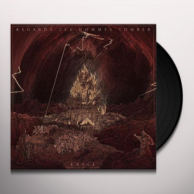 REGARDE LES HOMMES TOMBER EXILE Vinyl Record - UK Import