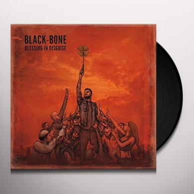 BLACK-BONE BLESSING IN DISGUISE Vinyl Record