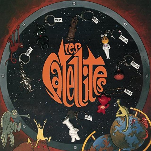 LES SATELLITES DU GROUVE ET DES SOURIS Vinyl Record
