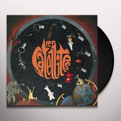 LES SATELLITES DU GROUVE ET DES SOURIS (GER) Vinyl Record