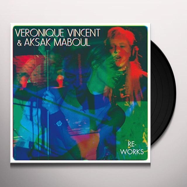 Véronique Vincent & Aksak Maboul RE-WORKS Vinyl Record - UK Import