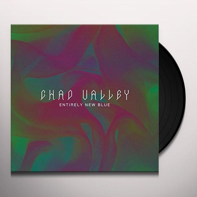 Chad Valley ENTIRELY NEW BLUE Vinyl Record
