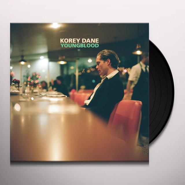 Korey Dane YOUNGBLOOD Vinyl Record - UK Release